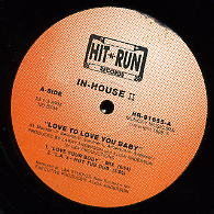 IN-HOUSE II - Love To Love You Baby