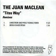 THE JUAN MACLEAN - Tito's Way