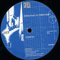 MILLENNIUM 2 MILLENNIUM - #Timeline / Amazon (4 Hero remix)