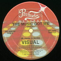VISUAL - The Music Got Me