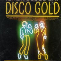 VARIOUS (INC, PATTI JO) - Disco Gold feat: Make Me Believe In You