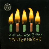 VARIOUS - Five New Songs From Twisted Nerve