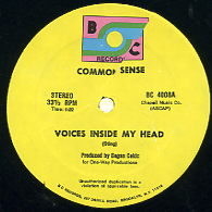 COMMON SENSE - Voices Inside My Head