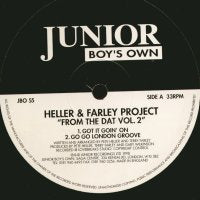 HELLER 'N' FARLEY PROJECT - From The Dat Vol 2 feat: Tweakin' (Jus' Can't Stop) / Got It Goin' On / Go Go London Groove