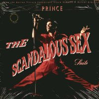 PRINCE - The Scandalous Sex Suite / Sex / When 2 R In Love