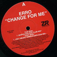 ERRO - Change For Me