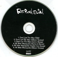FATBOY SLIM - Don't Let The Man Get You Down / Mi Bebe Masoquista (Remixes)