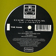 EDDIE AMADOR FEATURING LAMECH - The Funk