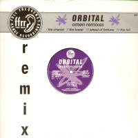 ORBITAL - Omen Remixes