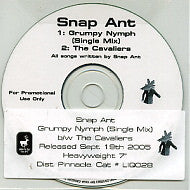 SNAP ANT - Grumpy Nymph