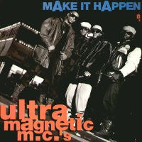 ULTRA MAGNETIC MC'S - Make It Happen / Chorus Line (Pt. 2)