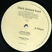 BLACK LEOTARD FRONT - Casual Friday (vocal & instrumental mixes)