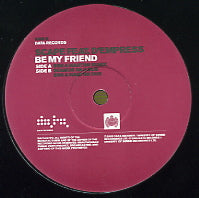 SCAPE FEAT.D'EMPRESS - Be My Friend(Bini & Martini Remix)