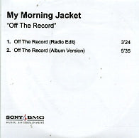 MY MORNING JACKET - Off The Record