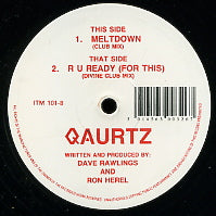 QUARTZ - Meltdown