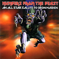 VARIOUS - Numbers From The Beast - An All Star Tribute To Iron Maiden