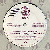 DSK - What Would We Do? / Read My Lips