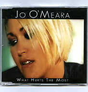 JO O'MEARA - What Hurts The Most