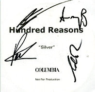 HUNDRED REASONS - Silver