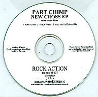 PART CHIMP - New Cross EP