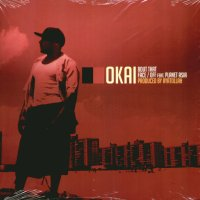 OKAI - Bout That & Face/Off Featuring Planet Asia.