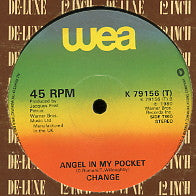 CHANGE - Angel In My Pocket / Searching