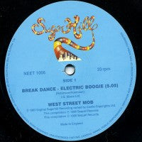 WEST STREET MOB - Break Dance-Electric Boogie