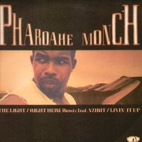 PHAROAHE MONCH - The Light / Right Here (Remix) / Livin' It Up.