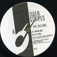 TIGER STRIPES - The Vulture / Serenity