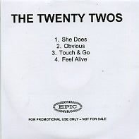 TWENTY TWOS - She Does