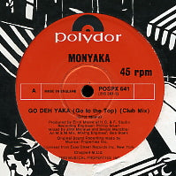 MONYAKA - Go Deh Yaka (Go To The Top)