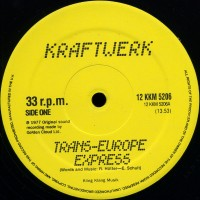 KRAFTWERK - Trans-Europe Express
