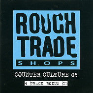 VARIOUS - Counter Culture 05 - 4 Track Bonus CD