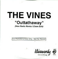 THE VINES - Outtathaway