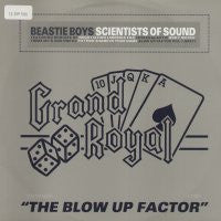 BEASTIE BOYS - Scientists Of Sound-Blow Up Factor Vol 1