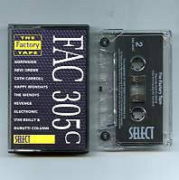 VARIOUS - The Select Factory Tape