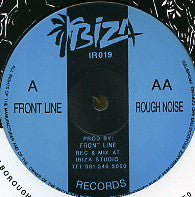 FRONT LINE - Front Line / Rough Noise
