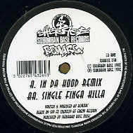 REMARC - In Da Hood (Remix) / Single Finga Killa