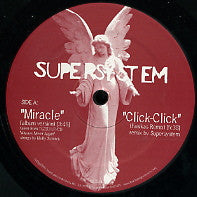 SUPERSYSTEM - Miracle / Click-Click