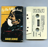 DAVID BOWIE - Up The Hill Backwards / Crystal Japan