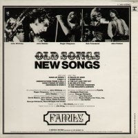 FAMILY - Old Songs, New Songs