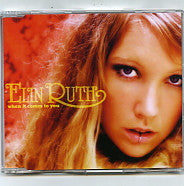 ELIN RUTH - When It Comes To You