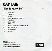 CAPTAIN - This Is Hazelville