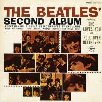 THE BEATLES - The Beatles Second Album