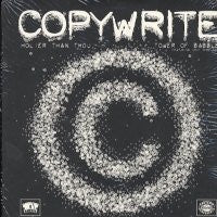 COPYWRITE - Holier Than Thou / Tower Of BabbleFeaturing Smut Peddlers.