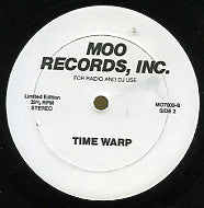EDDY GRANT / MAZE FEATURING FRANKIE BEVERLY - Time Warp / Before I Let Go