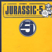 JURASSIC 5 - Jayou / Action Satisfaction (Instrumental)