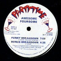 AWESOME FOURSOME - Funky Breakdown