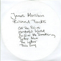 JAMES MORRISON - Finished Tracks