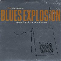 JON SPENCER BLUES EXPLOSION - Orange